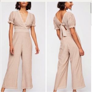 Free People Boundary Jumpsuit
